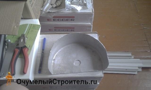 Пылеотвод для болгарки своими руками