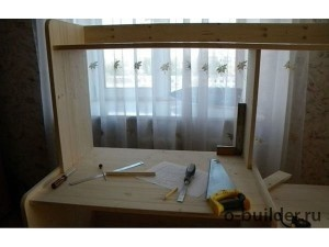 стол из дерева дсп своими рукамив 3
