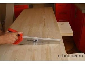 кухонный стол из дерева дсп своими руками 324