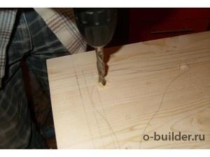 кухонный стол из дерева дсп своими руками 234