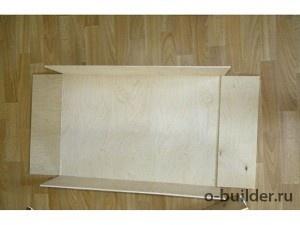 шкаф из дерева дсп своими руками 2