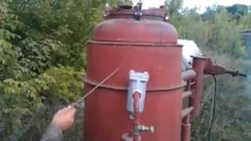 Сборка газогенератора своими руками