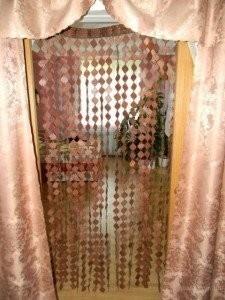 Как закрыть дверной проем без двери