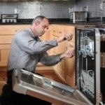 Подключение посудомоечной машины к канализации