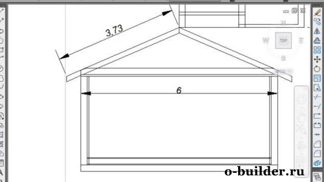 Как рассчитать стоимость каркасного дома своими руками