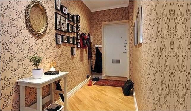 Красивые обои в коридор фото