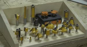 Компактная столярная мастерская