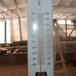 Как залить бетон зимой без прогрева
