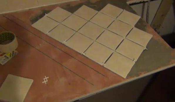 Плитка для столешницы