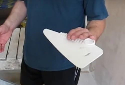 шпатель обойный