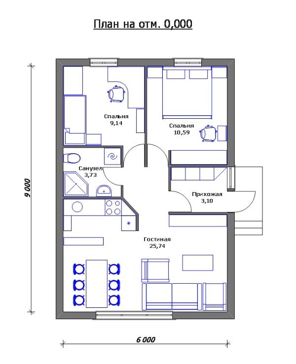 Как самому сделать проект своего дома