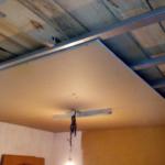 Пошагово: ГКЛ потолок из гипсокартонных листов своими руками
