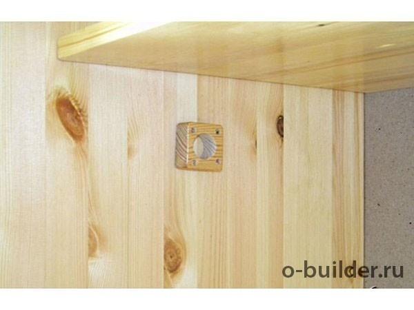 шкаф из дерева дсп своими руками 34