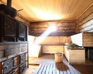 Расстояние от печи до деревянной стены