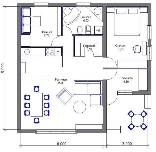 Проект дом своими руками дешево и красиво