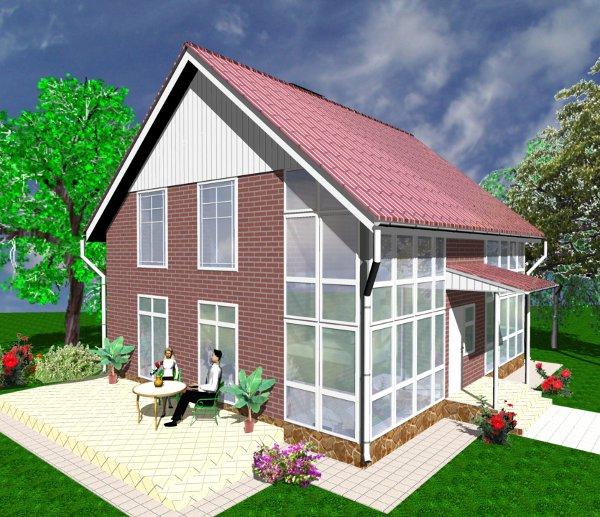 Экономичный вариант строительства дома