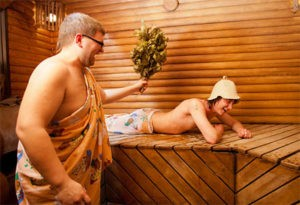 Финская баня польза и вред